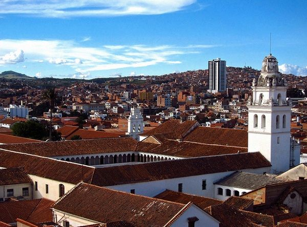 sucre bolivia attractions